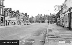Annfield Plain, Front Street c.1955