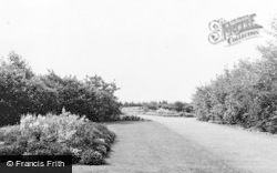 Annfield Plain, Park Entrance c.1955