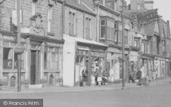 Railway Hotel, Front Street 1951, Annfield Plain