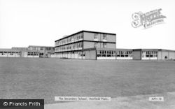 Annfield Plain, The Secondary School c.1955
