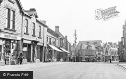Annfield Plain, West Road c.1955