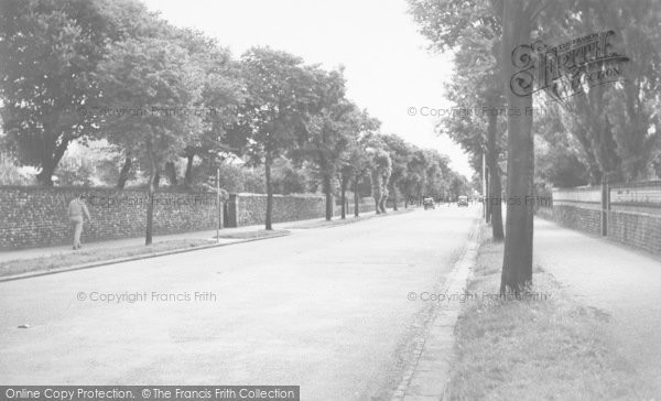 Photo of Ansdell, Clifton Drive c.1955