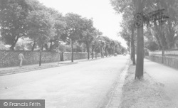 Clifton Drive c.1955, Ansdell