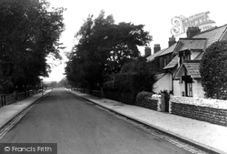 Ansdell, Commonside 1927