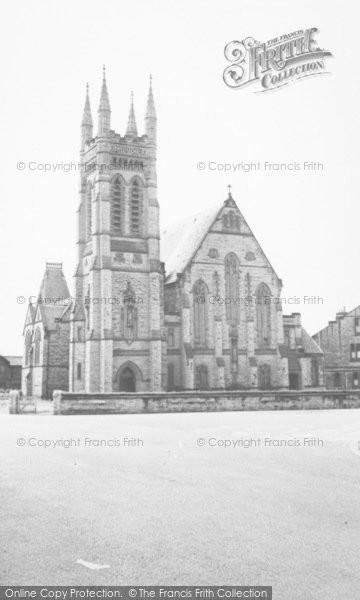 Photo of Ansdell, St Joseph's Roman Catholic Church c.1955