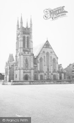 Ansdell, St Joseph's Roman Catholic Church c.1955