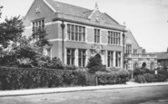 Ansdell, The Ansdell Institute c.1955