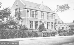 The Ansdell Institute c.1955, Ansdell