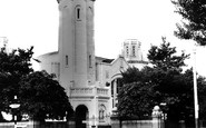 Ansdell, The White Church c.1955