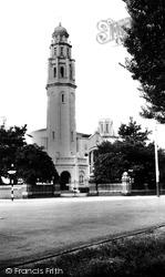 The White Church c.1955, Ansdell