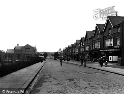 Woodlands Road 1923, Ansdell