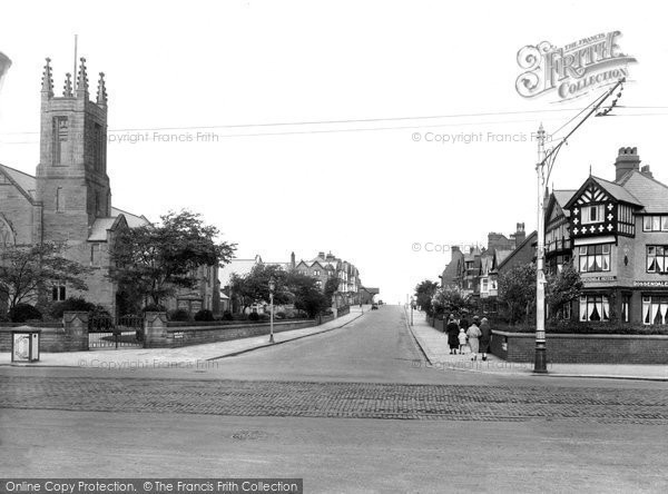 Photo of Ansdell, Woodlands Road 1927