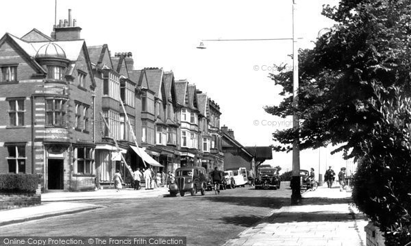 Ansdell, Woodlands Road c.1955