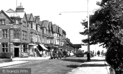 Woodlands Road c.1955, Ansdell