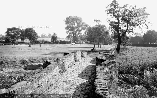 Anstey, Pack Horse Bridge c.1960