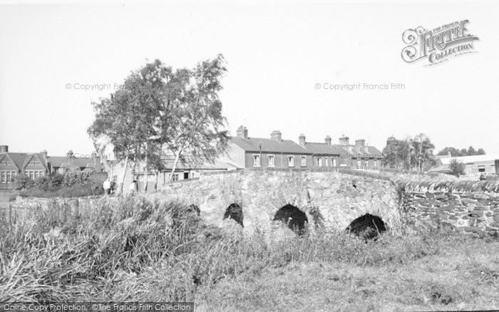 Photo of Anstey, Pack Horse Bridge c.1965