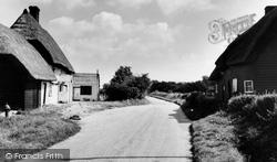 Anstey, Puttocks End c.1955
