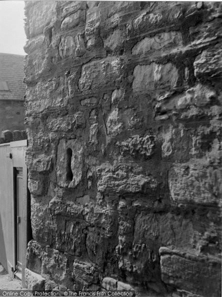 Anstruther, Wester, Dreel Castle 1953