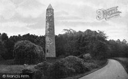 The Round Tower c.1910, Antrim