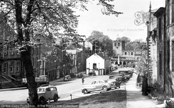 Appleby, Boroughgate c.1955