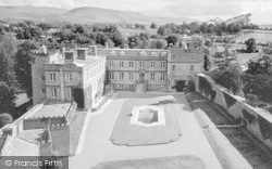 Appleby, Castle From Caesar's Tower c.1925