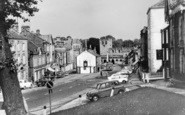 Appleby, Moot Hall And Boroughgate c.1965