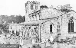 Appleby, St Lawrence's Church c.1955