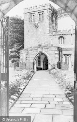 Appleby, St Lawrence's Church c.1965, Appleby-In-Westmorland