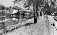 Appleby, The Bridge From The Butts c.1960