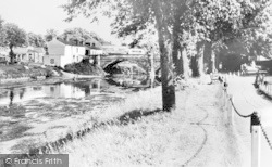 Appleby, The Bridge From The Butts c.1960, Appleby-In-Westmorland