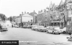 Appleby, Tufton Arms Hotel c.1965