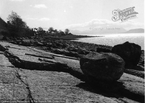 Photo of Applecross, 1962