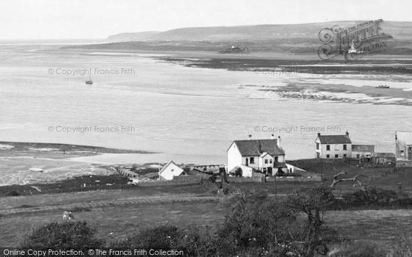 Photo of Appledore, Across The Bar 1923