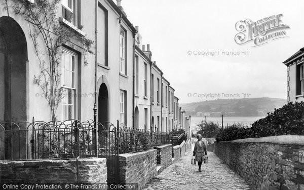 Photo of Appledore, Alpha Place 1930
