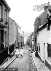 Bude Street 1906, Appledore
