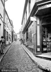 Bude Street 1930, Appledore