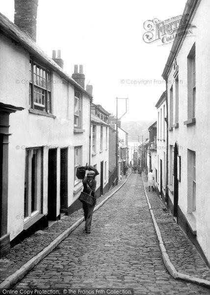 Appledore, Bude Street 1930