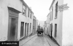 Appledore, Bude Street c.1890