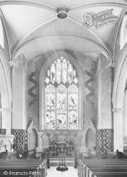 Church Interior 1907, Appledore