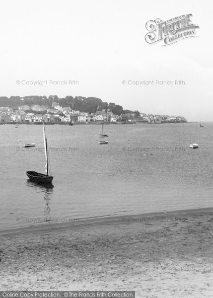Photo of Appledore, From Across The Estuary 1936
