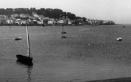 Appledore, From Across The Estuary 1936