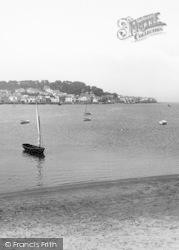 Appledore, From Across The Estuary 1936