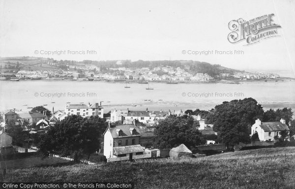 Photo of Appledore, From Instow 1907