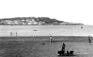 Appledore, From Instow 1936