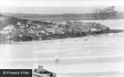 Appledore, From Instow c.1955