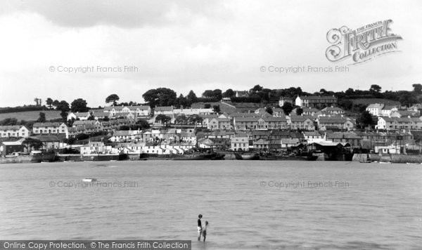 Photo of Appledore, From Instow c.1955