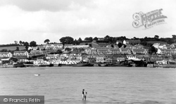 From Instow c.1955, Appledore