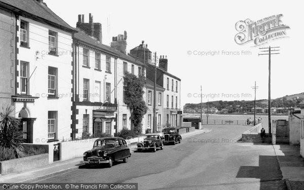 Photo of Appledore, Marine Parade c1955, ref. A55016