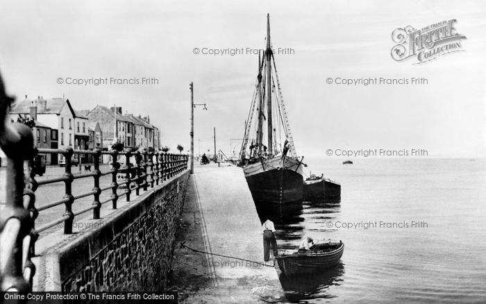Photo of Appledore, Marine Parade c.1955