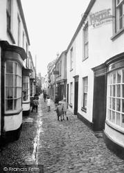 Market Street 1930, Appledore